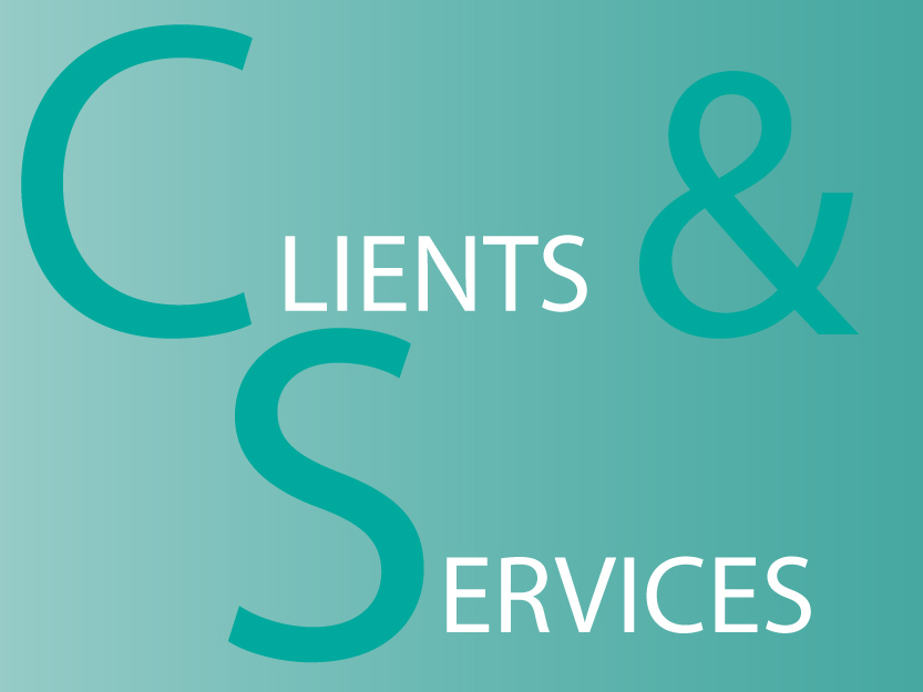 clients and services